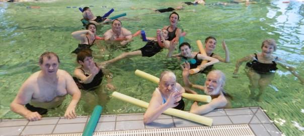 les nageurs!!